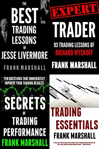 Trading for a Living (4 Books in 1): Jesse Livermore, Richard Wyckoff, Trading Essentials, and Secrets of Trading Performance (English Edition)