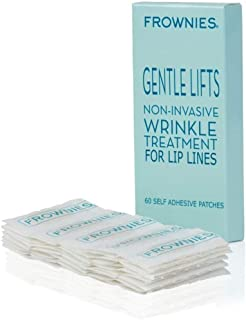Frownies - Wrinkle Smoothing Gentle Lifts Patches for Fine Lip Lines - 60 Patches