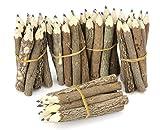 Farang Paquete de lápices de madera tailandés Pequeño Negro