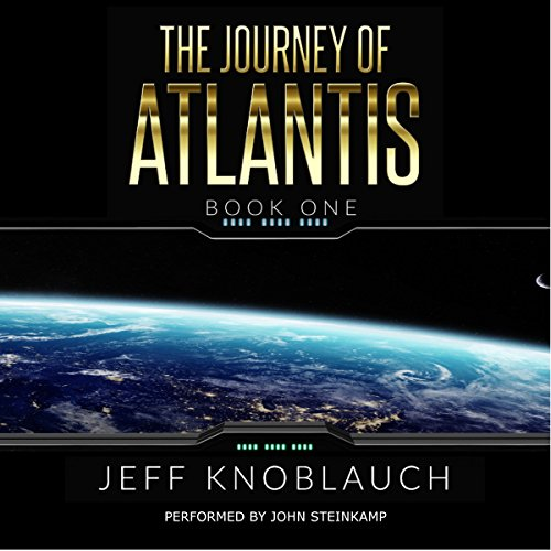 The Journey of Atlantis: Book 1 audiobook cover art