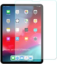 for Apple iPad Pro 12.9 Tablet Tempered Glass Screen Protector - [1 Pack] Anti Scratch Tempered Glass Screen Protector 9H High Clear Frontier Film for Apple iPad Pro 12.9 (2018)