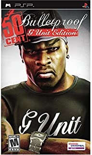50 Cent Bulletproof: G Unit Edition -Sony PSP