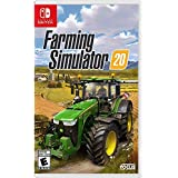 Farming Simulator 20 (NSW) - Nintendo Switch