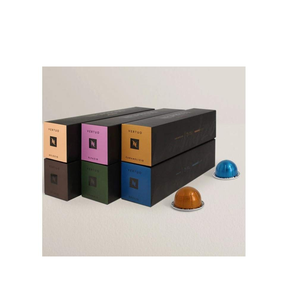 Nespresso Coffee Pods 10 Capsules Factory outlet 1 Sleeve Lin Vertuo Credence VertuoLine