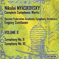 Myaskovsky: Symphonic Works 8