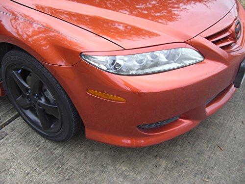 Mazda6Atenza JDM Augenlid Augenbrauen Scheinwerfer Augenbrauen Deckel