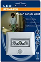 SYLVANIA LED Night Light with Motion Sensor and Auto On/Off