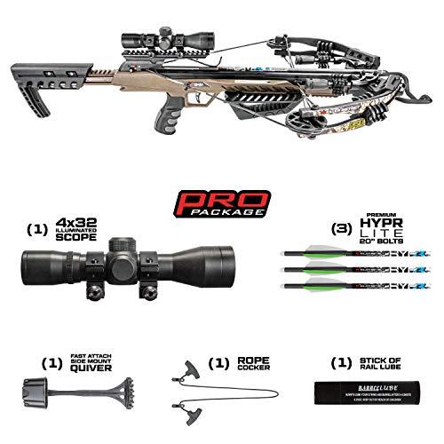 Killer Instinct RUSH 380 FPS Crossbow Package