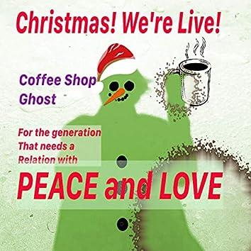 Christmas We're Live