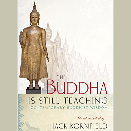 The Buddha Is Still Teaching cover art