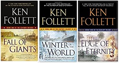 Fall of Giants, Winter of the World and Edge of Eternity:The Century Trilogy 3 Book set