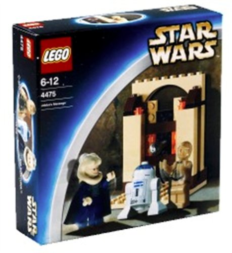 LEGO 4475 - Jabba's Message, 44 Teile