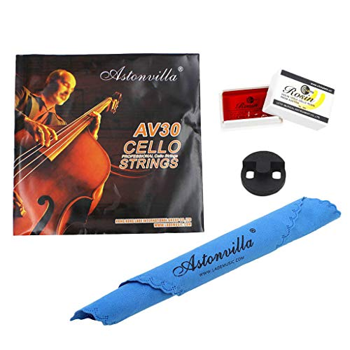 4 En 1 Piezas Para Violoncelos, Accesorios, Cuerdas,