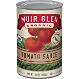 Whole tomatoes are peeled and seasoned lightly with a dash of sea salt Grown on organic farms where they are drenched in California sunshine, tomatoes are USDA Certified Organic and Non-GMO Project Verified Field to can in 8 hours; store organic cann...