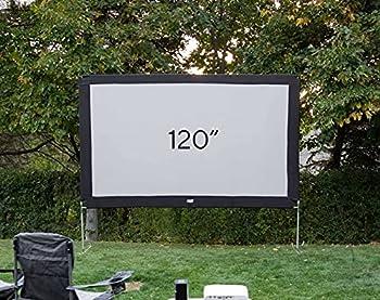 O.E.G. 120 Inch Lite Silver-Infused Projector Screen