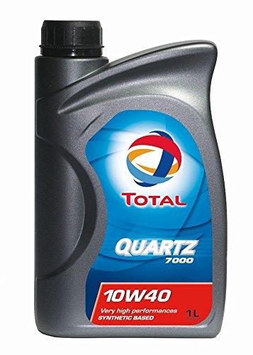 Olio Auto Total Quartz 7000 Diesel 10W40 - 1 lt