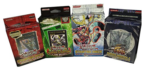 Yu-Gi-Oh! gemischtes Deck Set Dawn of the XYZ, XYZ Symphony + Hidden Arsenal 4 Special Edition + V for Victory