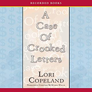 A Case of Crooked Letters audiobook cover art