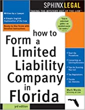 How to Form a Limited Liability Company in Florida, 3E (Legal Survival Guides)