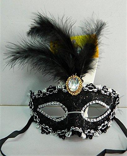 Masque sur tige idéal pour bal costumé \