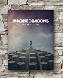 Zero.o Imagine Dragons – Night Visions Poster Größe
