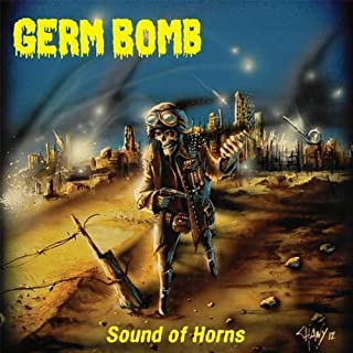 germ bomb sound of horns
