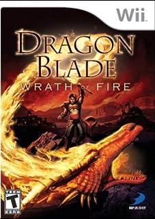 Dragon Blade: Wrath Of Fire - Nintendo Wii by D3 Publisher [並行輸入品]