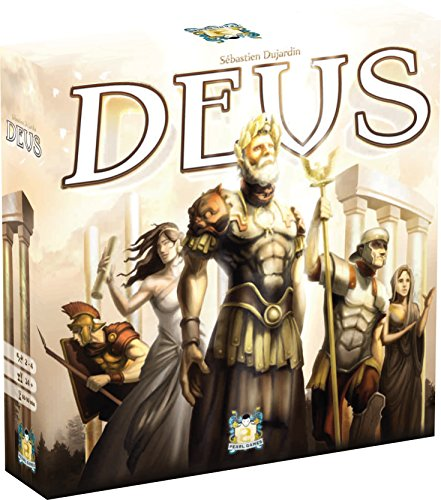 Asmodee HE743 Deus, Spiel