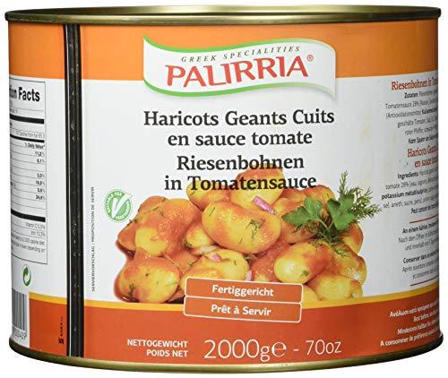 Palirria Riesenbohnen in Tomatensauce, 2000 g