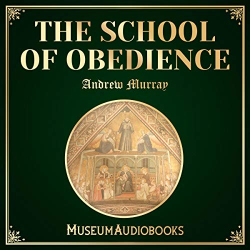 The School of Obedience audiobook cover art
