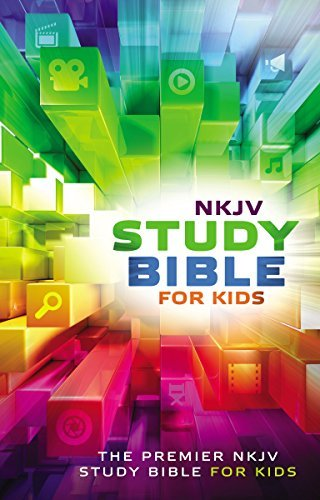 NKJV Study Bible for Kids by Thomas Nelson (2015-10-08)