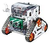 タミヤ プログラミング工作シリーズ No.01 マイコンロボット工作セット クローラータイプ 71201