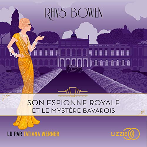 Son espionne royale et le mystère bavarois  By  cover art