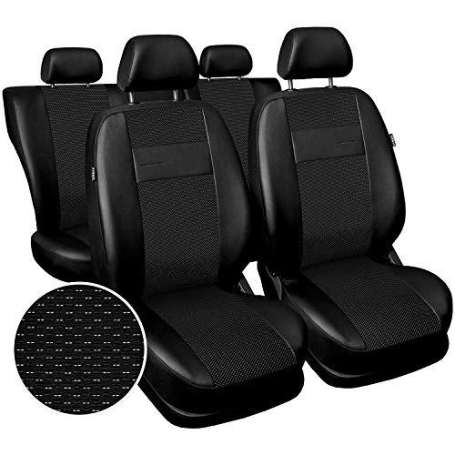 GSC Sitzbezüge Universal Schonbezüge kompatibel mit Mitsubishi Space Star