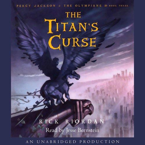 Amazon.com: The Titan's Curse: Percy Jackson and the Olympians ...