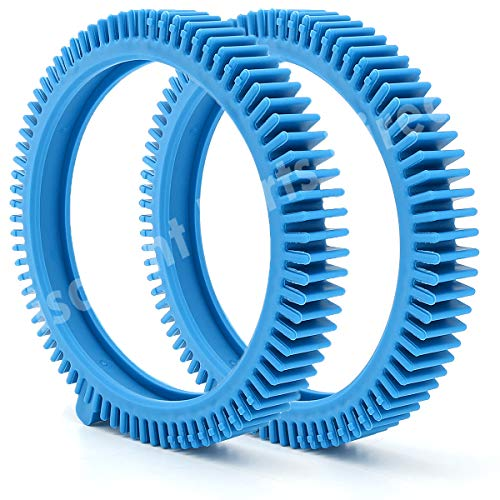 Fantastic Deal! Discount Parts Direct 2 Pack 896584000-143 Blue Front Tire Kit with Super Hump, Repl...