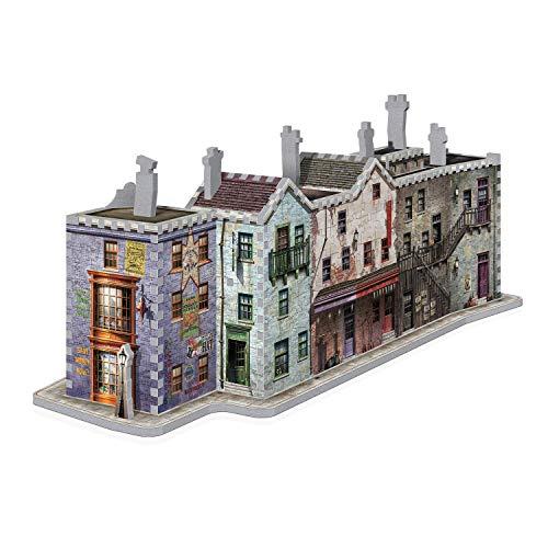 WREBBIT 3D Diagon Alley 3D Jigsaw Puzzle (450 Pieces) (W3D-1010)