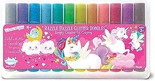 Razzle Dazzle Glitter Doodle Gel Crayons - Unicorn Magic
