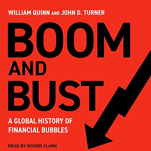 Boom and Bust cover art
