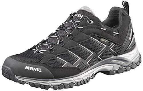 Meindl Caribe GTX Sportschuhe Wanderschuh Schwarz, Schuhgröße:EUR 43 | UK 9