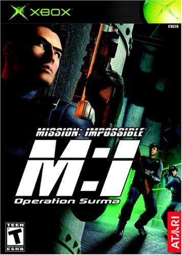 Atari Misión imposible: la operación surma - xbox