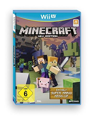 Minecraft Wii U Edition inkl. Super Mario Mash-Up | Wii U