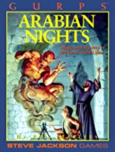 GURPS Arabian Nights: Magic and Mystery in the Land of the Djinn
