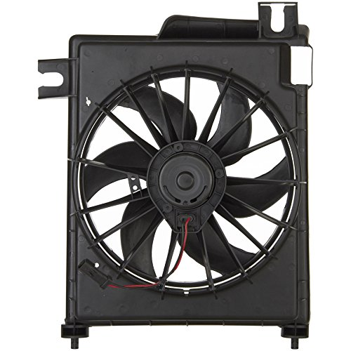 05 dodge ram 1500 condenser fan - 8