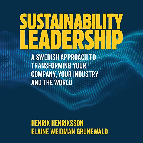 Sustainability Leadership cover art