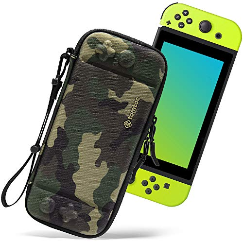 tomtoc Funda Ultra Delgada para Nintendo Switch, Patente Original Estuche...