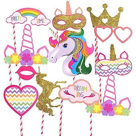 Wedding Quinceniera Birthday Children/'s Parties Decoration Unicorn Pi\u00f1ata Large Custom Made