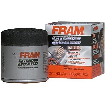 Pack of 2 Fram PH4967 Extra Guard Passenger Car Spin-On Oil Filter