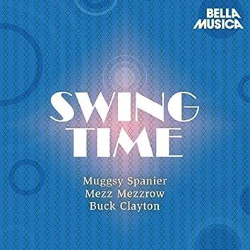 Swing Time: Muggsy Spanier - Buck Clayton Jam Session - Mezz Mezzrow