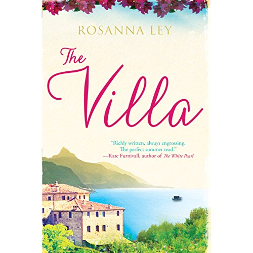 The Villa audiobook cover art